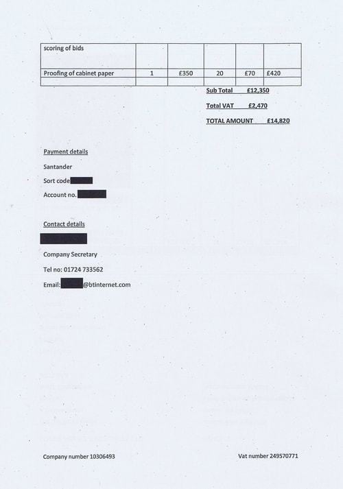 65 Forge House Associates Ltd Wirral Growth Company page 2 of 2 £14820