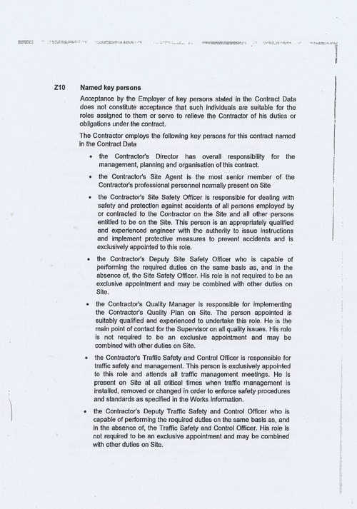Wirral Borough Council Dawnus Construction Holdings Ltd Wirral Dock Bridges Replacement contract page 14 of 147