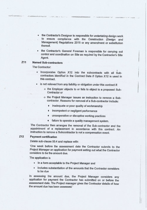 Wirral Borough Council Dawnus Construction Holdings Ltd Wirral Dock Bridges Replacement contract page 15 of 147
