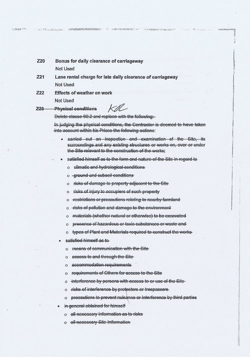 Wirral Borough Council Dawnus Construction Holdings Ltd Wirral Dock Bridges Replacement contract page 18 of 147