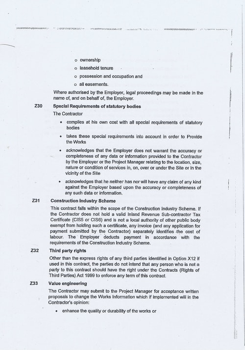 Wirral Borough Council Dawnus Construction Holdings Ltd Wirral Dock Bridges Replacement contract page 21 of 147
