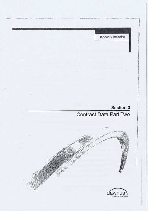 Wirral Borough Council Dawnus Construction Holdings Ltd Wirral Dock Bridges Replacement contract page 45 of 147