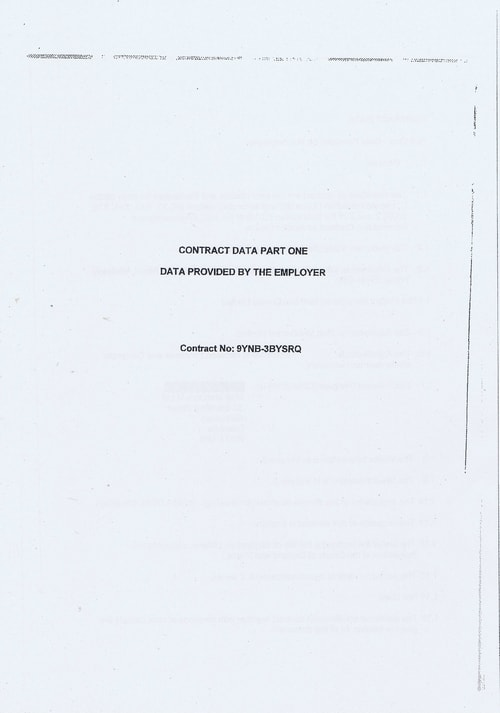 Wirral Borough Council Dawnus Construction Holdings Ltd Wirral Dock Bridges Replacement contract page 5 of 147