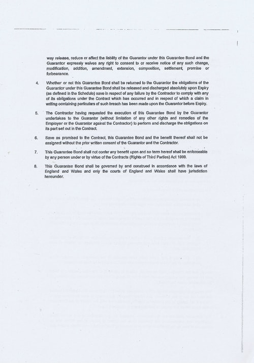 Wirral Borough Council Dawnus Construction Holdings Ltd Wirral Dock Bridges Replacement contract page 58 of 147