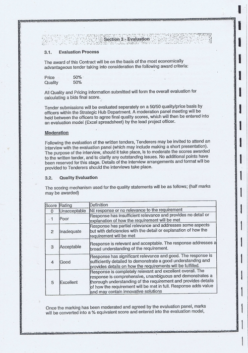 Wirral Council Smart Distribution Solutions Ltd Wirral View distribution contract page 10 of 40