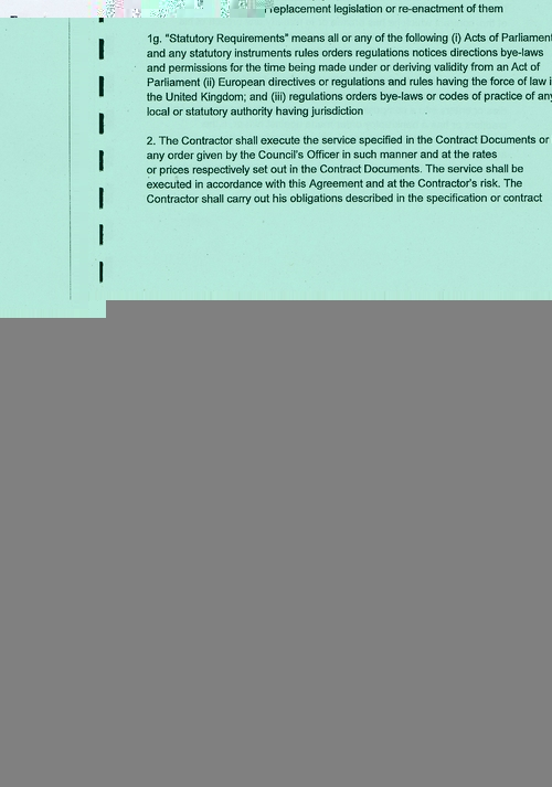 Wirral Council Smart Distribution Solutions Ltd Wirral View distribution contract page 23 of 40