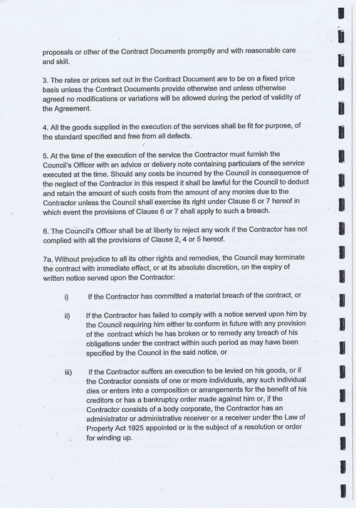 Wirral Council Smart Distribution Solutions Ltd Wirral View distribution contract page 24 of 40