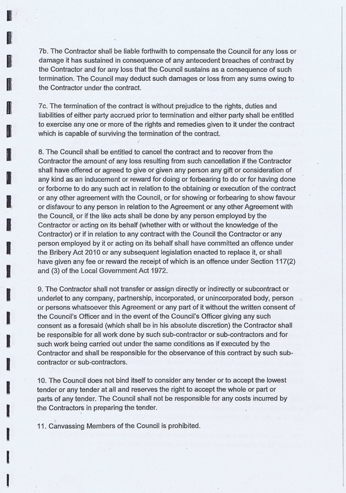 Wirral Council Smart Distribution Solutions Ltd Wirral View distribution contract page 25 of 40