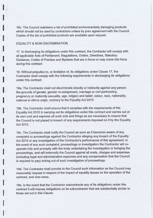 Wirral Council Smart Distribution Solutions Ltd Wirral View distribution contract page 27 of 40