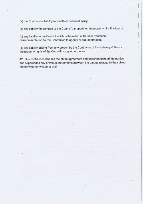 Wirral Council Smart Distribution Solutions Ltd Wirral View distribution contract page 34 of 40