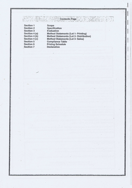 Wirral Council Smart Distribution Solutions Ltd Wirral View distribution contract page 6 of 40