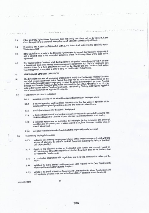 Hoylake Golf Resort contract Page 28 of 93