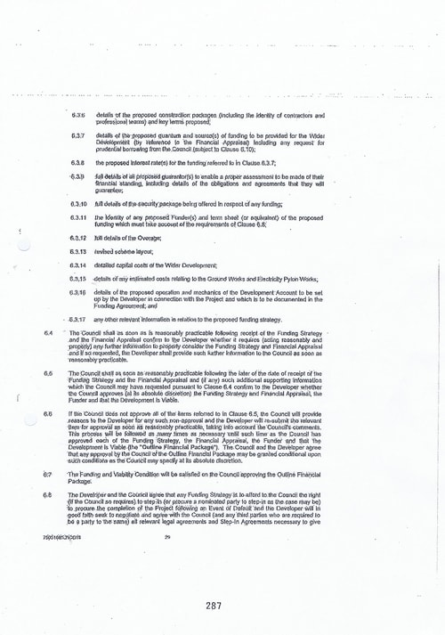 Hoylake Golf Resort contract Page 29 of 93