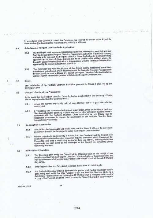Hoylake Golf Resort contract Page 36 of 93