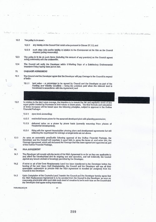 Hoylake Golf Resort contract Page 41 of 93