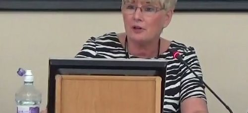 Cllr Anita Leech (Cabinet Member for the Environment) Wirral Council