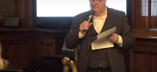 Tommy Dunne addresses Liverpool City Council 16th January 2019 on disability