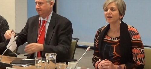 What did the public ask the 4 MPs on the House of Commons Transport Committee in Liverpool yesterday?