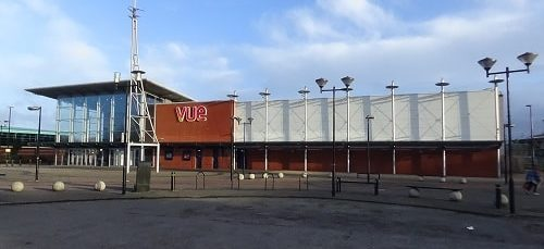 Vue Cinema (Birkenhead) 9th February 2019