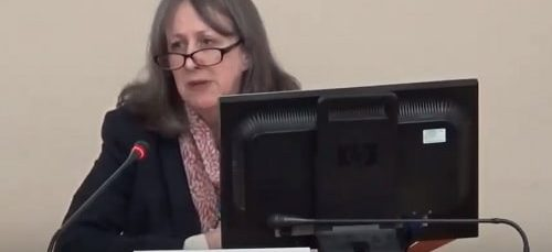 Fiona Johnstone (Acting Director for Strategy and Partnerships) (Wirral Council) Health and Wellbeing Board 14th March 2018