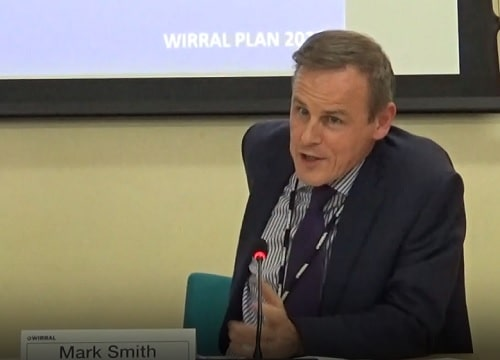 Mark Smith (Strategic Commissioner: Environment) (Wirral Council) 29th November 2018