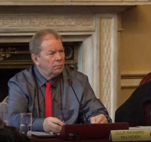 Chair (Social Care and Health Select Committee) Cllr Richard McLinden (Liverpool City Council) 4th June 2019
