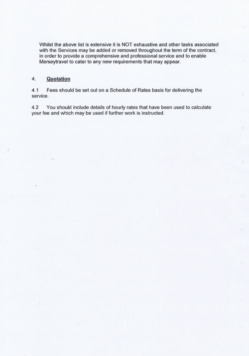 Merseytravel Carlisle Security Services Limited contract Page 8 of 33