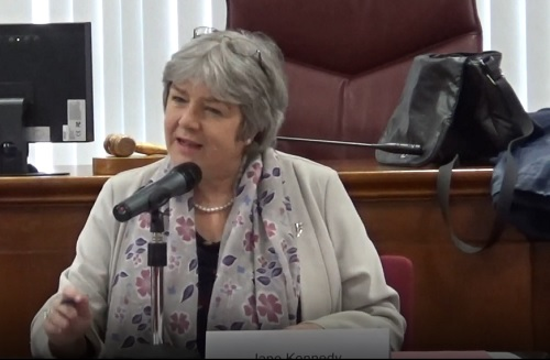 Jane Kennedy (Police and Crime Commissioner for Merseyside) 7th February 2020