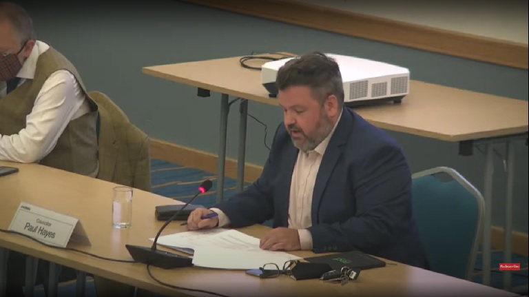 Wirral Council councillors adjourn public meeting that met to decide on controversial car parking charges proposals